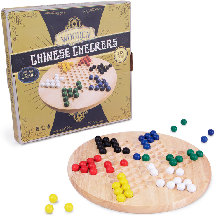 chinese checkers board and box packaging - stem toys