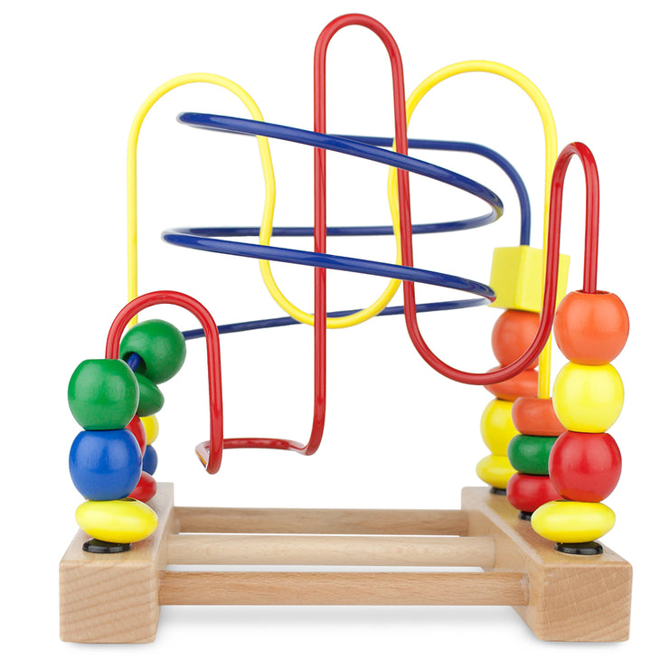 Developmental Wooden Bead Maze - Stem Toys