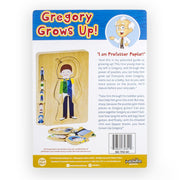 Gregory Grows Up Layered Jigsaw Puzzle box packaging