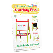 Little Artists 3-in-1 Standing Easel box packaging - Stem Toys