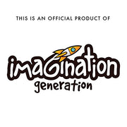 imagination generation logo on white
