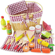 image of wood eats slice and share picnic basket