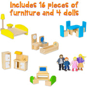 wooden wonders set examples 6 pieces
