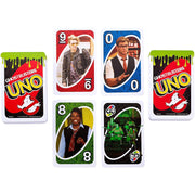 card display UNO - Ghostbusters Edition