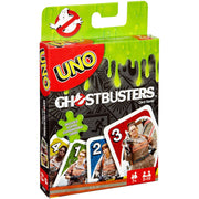diagonal box of UNO - Ghostbusters Edition
