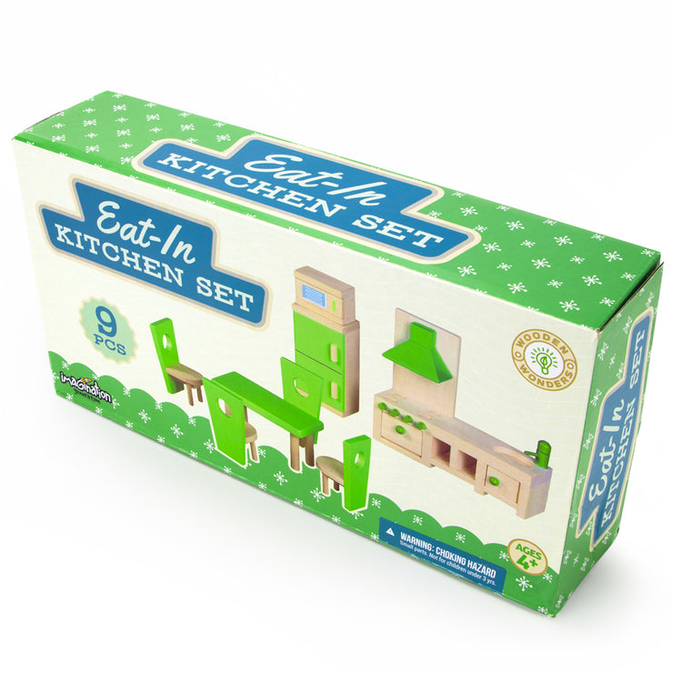 Eat-In Kitchen Set box packaging