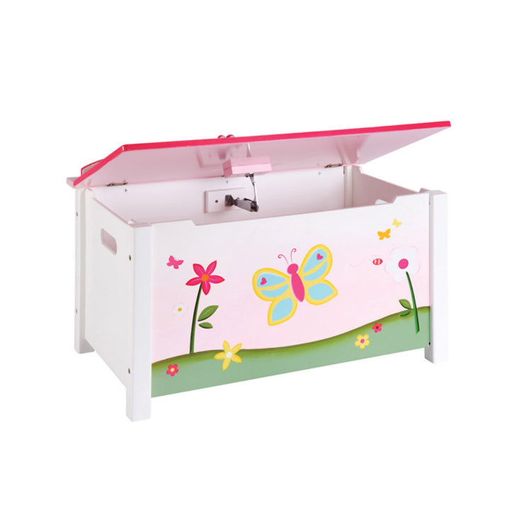 Butterfly Buddies Toy Box