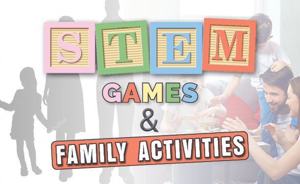 STEM Games & Family Activities Blog