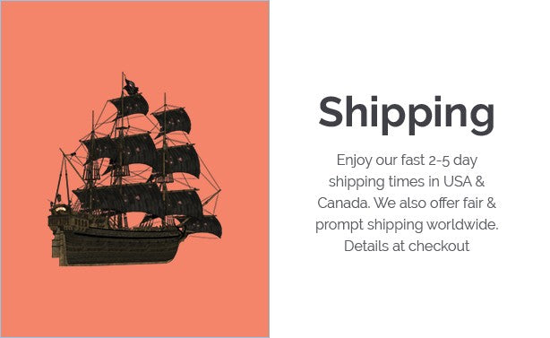 Shipping Policy
