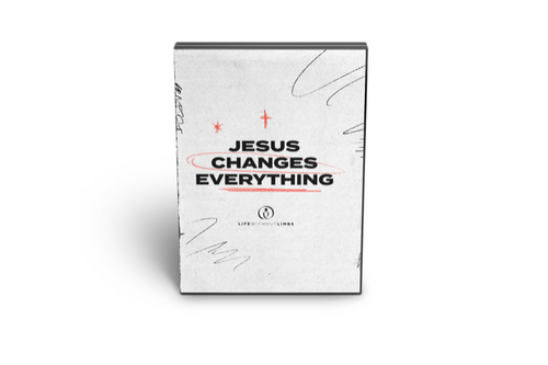 DVD: Jesus Changes Everything