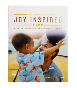 Devotional: Joy Inspired Life
