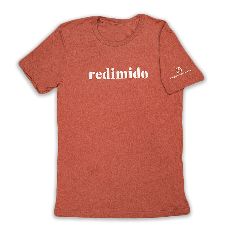 Redimido (Redeemed) T-Shirt