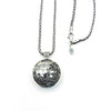 Domed Globe Locket