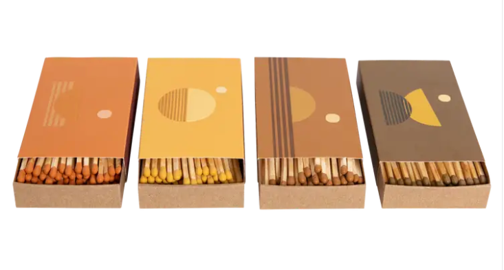 Golden Hour Matchbooks