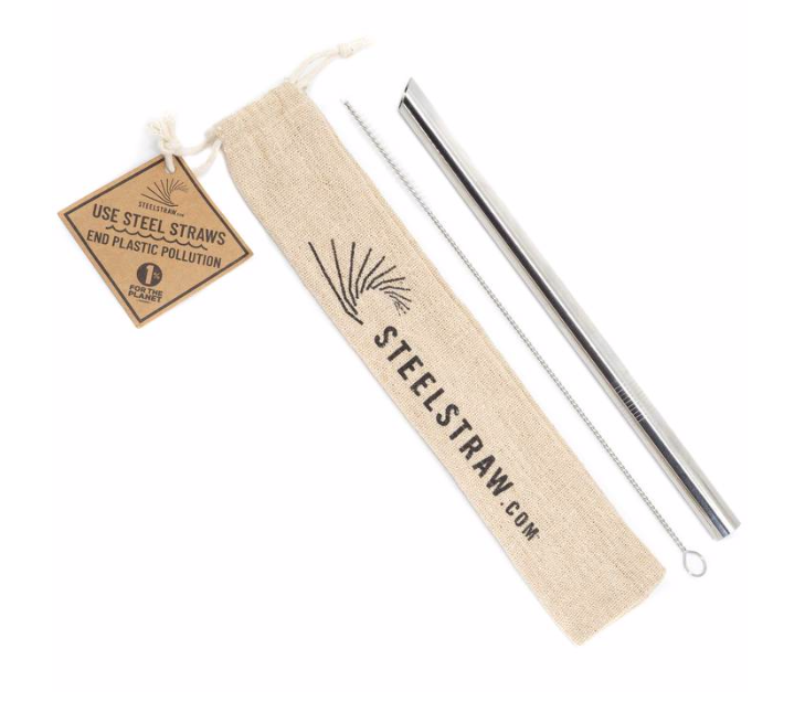 Boba Metal Straw Gift Set