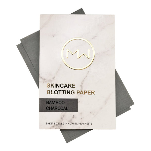Skin Care // Bamboo Charcoal Blotting Papier