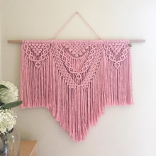 Load image into Gallery viewer, Pink Ella Wall Hanging