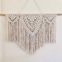 Load image into Gallery viewer, Ella Macrame Wall Hanging