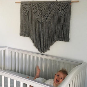 Grey Ella Wall Hanging