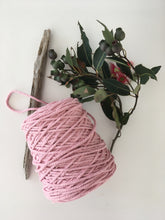 Load image into Gallery viewer, Pink Cotton Rope