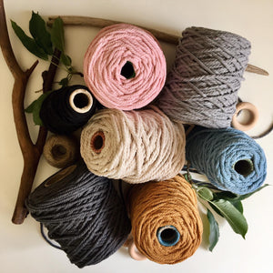 Cotton Macrame Reel