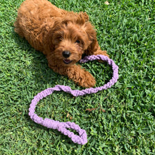 Load image into Gallery viewer, Macrame dog lead