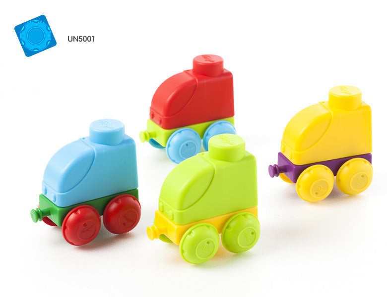Traffic Series Car Set (#UN5001)