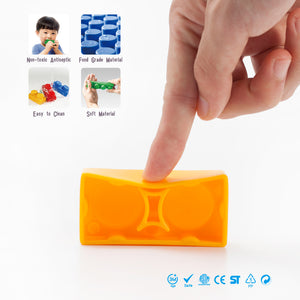 Uniplay Soft Building Blocks - Basic Series