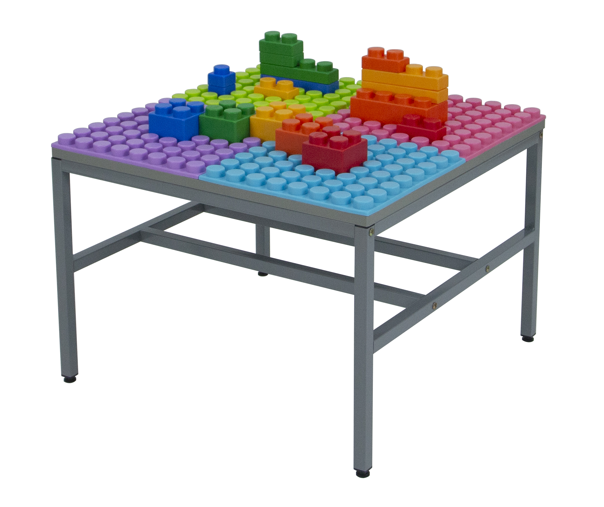 UNiPLAY Play Station Soft Building Blocks Building Base (Big)(1 set a ctn)