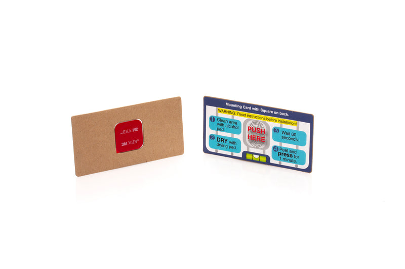 Extra Magnets and Mounting Kits for Best Sponge Holder - STAUBER Shop