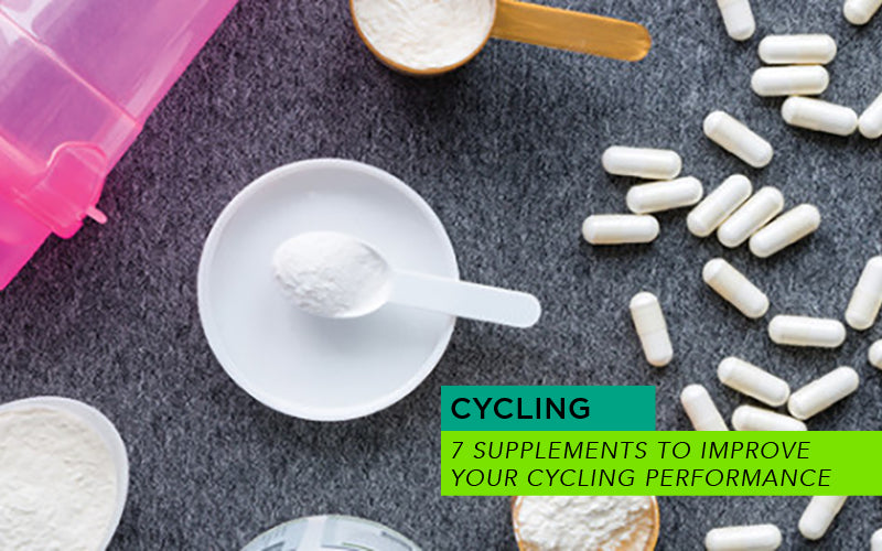 best supplements for cyclists to improve speed endurance and performance