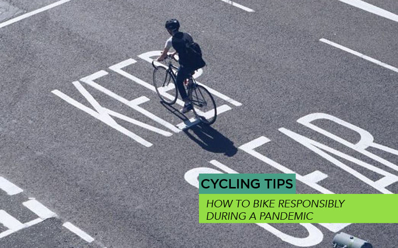 cycling safe tips during pandemic