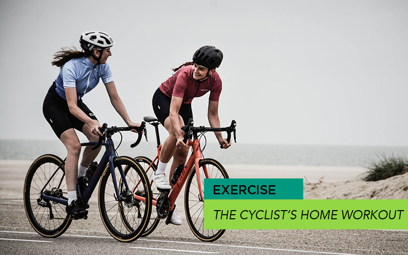 at home workout no gym equipments for cyclists