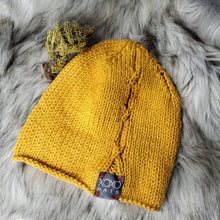 Load image into Gallery viewer, Knit by hand XOXO Beanie