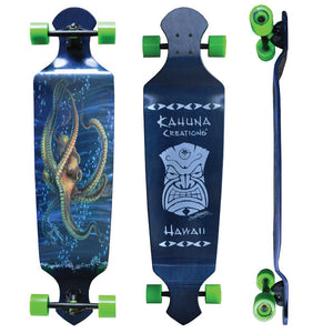 "Seeker Drop Deck 43"" Longboard Complete"