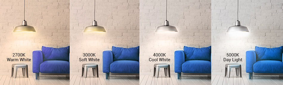 Choosing The Right Color Temperature For Your Led Lights Parmida Led Technologies