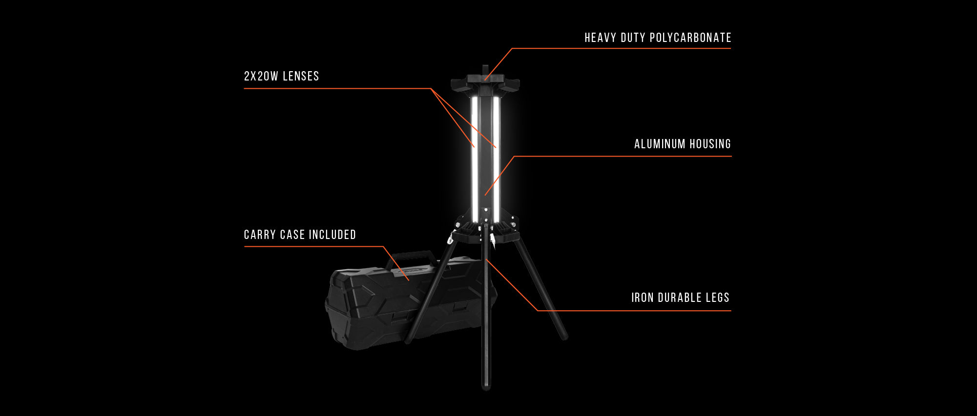 LEDSONIC Tower Light