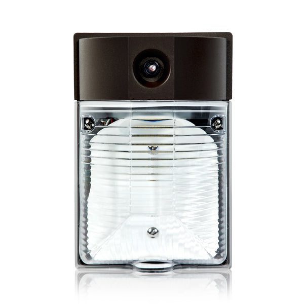 LED Mini Wall Pack Light - Outdoor Residential Security Light - 26W