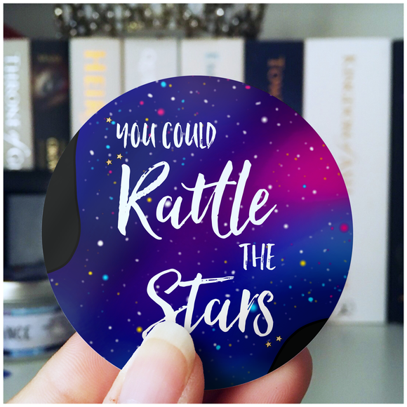 Rattle the Stars Badge
