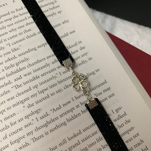 Lucky Clover Bookband (Bookmark)