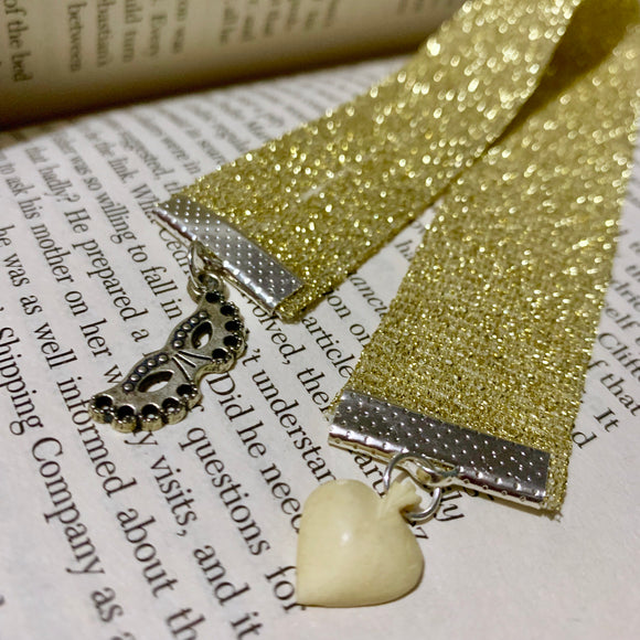 Caraval Ribbon Bookmark