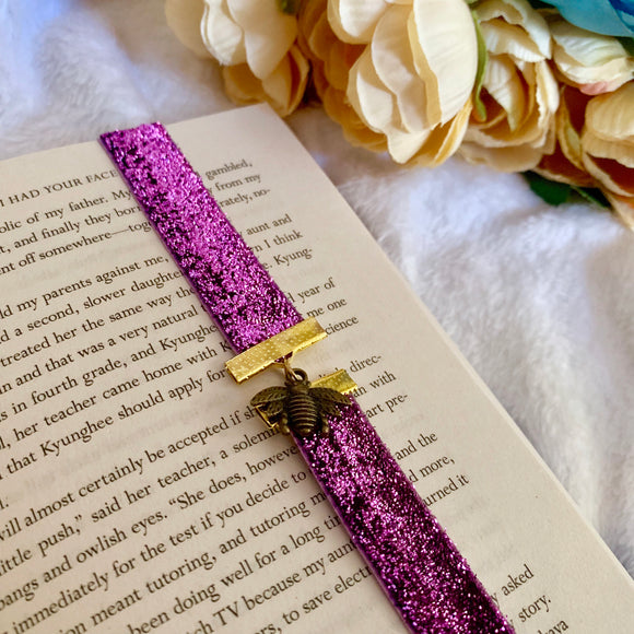 Bee Bookband (Bookmark)