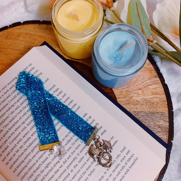 Smaug Ribbon Bookmark