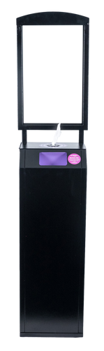 Terraboost Mini Premium® Sanitizing Wipe Dispenser