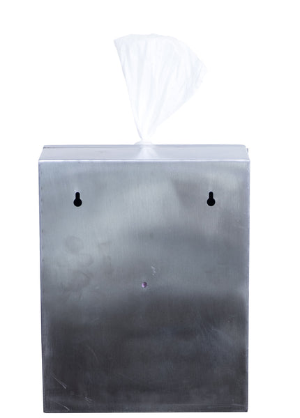 Terraboost Flex Wall® Stainless Steel Wipe Dispenser