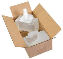 2-Pack 2.4L of Tazza® Alcohol-Free Hand Sanitizing Foam (2400mL bottles, 2-bottles per case)