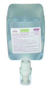 2-Pack 1L of Tazza® ALCOHOL-Based Hand Sanitizing Foam (1000mL bottles, 2-bottles per case)