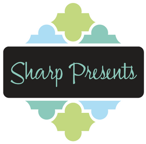 Sharp Presents logo