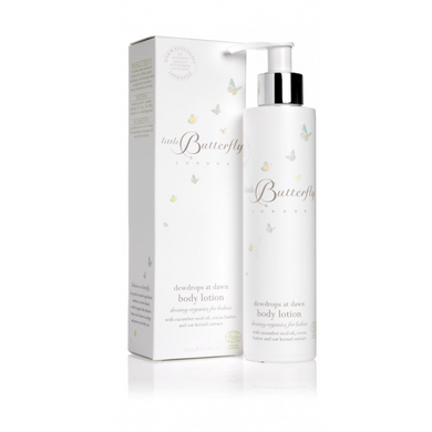 LITTLE BUTTERFLY LONDON Dewdrops At Dawn 