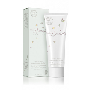 LITTLE BUTTERFLY LONDON Cocoon of Bliss Stretch Mark Butter -Hoitovoide Raskauden Ajaksi 150 ml